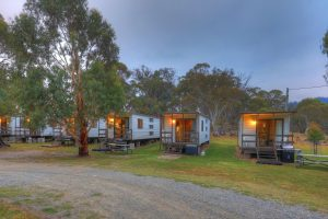 Pender Lea - Self-contained Park Cabins