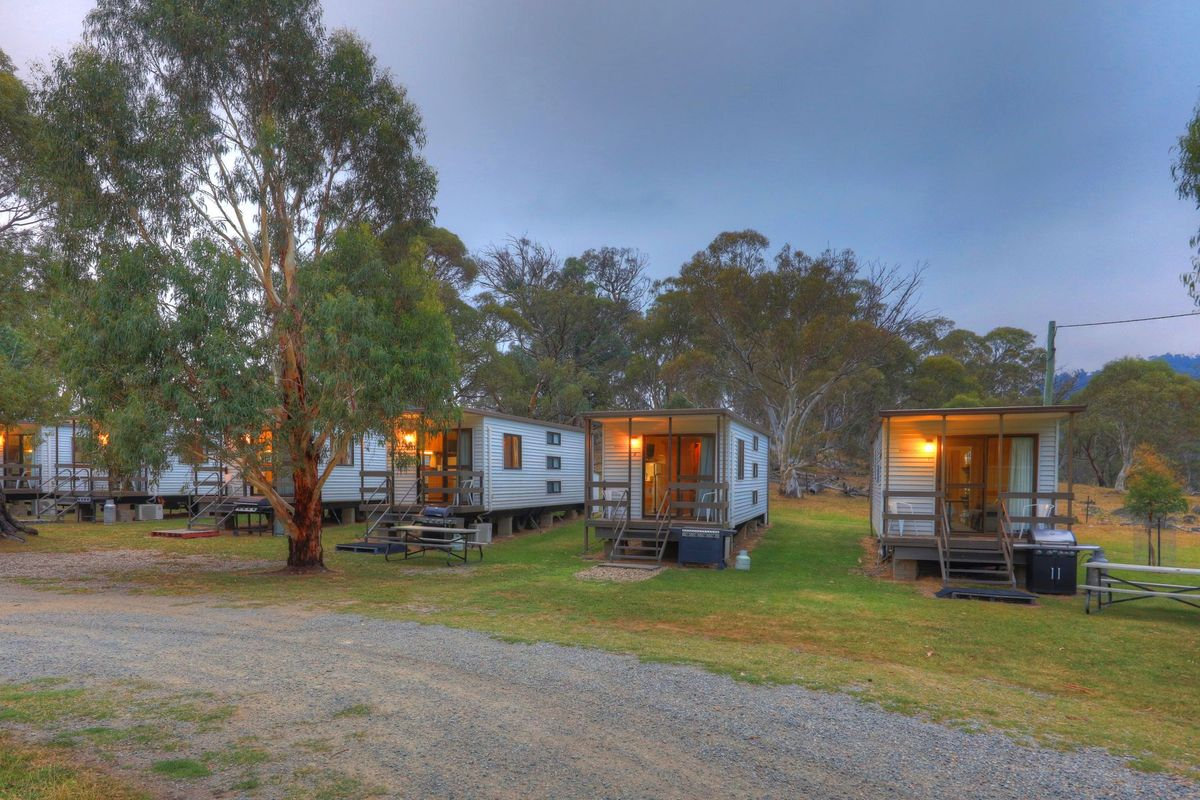 Self-Contained Park Cabins